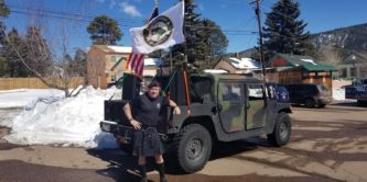 Bruce Parkman financial supporter of the Green Beret Foundation.